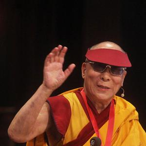 The Dalai Lama's upcoming visit to Leeds has upset the Chinese Olympic delegation who are training in the city