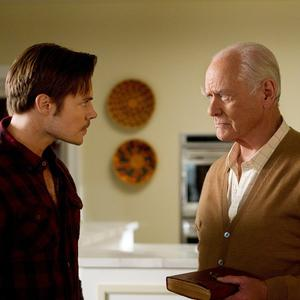 Josh Henderson was nervous to work with Larry Hagman on Dallas