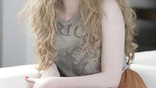 Janet Devlin eased into the final 32 of the X-Factor.