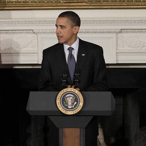 President Barack Obama hosts an iftar dinner, the meal that breaks the Ramadan fast for Muslims
