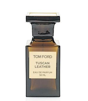 <b>Tom Ford Tuscan Leather</b><br/>  This scent is part of a group of fragrances from Tom Ford's private collection. Launched in 2007, it's for the fragrance connoisseur out there.<br/>  <b>Where</b> House of Fraser (www.houseoffraser.co.uk) <br/>  <b>How much</b> £115 (50ml)