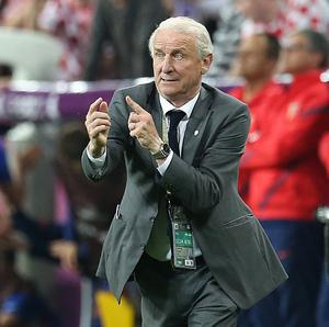 Ireland boss Giovanni Trapattoni (pictured) believes he was right to leave James McClean on the bench against Croatia
