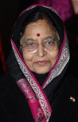 <b>Pratibha Patil - President of the Republic of India </b><br/> Pratibha Patil is the 12th President and first woman to hold the office in India. A member of the Indian National Congress, she won a presidential election in July 2007 after being nominated by the United Progressive Alliance and Indian Left. The former governor of Rajasthan had worked as a lawyer prior to becoming a politician. She and her husband set up numerous philanthropic foundations, schools and cooperatives.