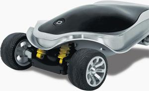 <b>{10} IKON REMOTE CONTROL IBUGGY</b><br/> No need to worry about losing the remote control for this car, the 10 mph iBuggy is controlled via an app on your iPad, iPhone or iPod. <b>£79.99, argos.co.uk</b>