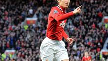 Ji-Sung Park has not started a Premier League game in three months