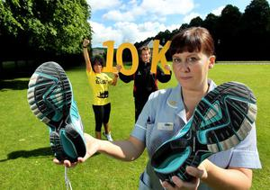 Famous faces encourage Northern Ireland to Walk Ten for Marie Curie Cancer Care