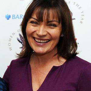 Lorraine Kelly is back in her morning TV slot