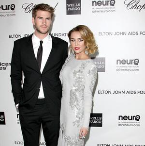 Liam Hemsworth and Miley Cyrus announced their engagement earlier this week