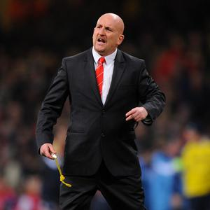 Wales defence coach Shaun Edwards feels boosted by the return of key players