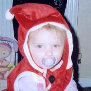 15-month-old Violet Mullen, who was murdered by Gary Alcock