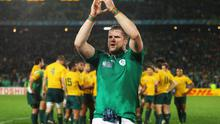 Jamie Heaslip: 'I have the medals at home. A lot of people who talk, don't.'