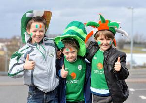 St Patrick's Day 2010: Armagh