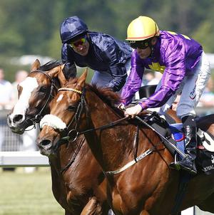 Rite Of Passage wins last year's Gold Cup