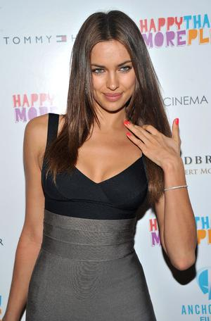 FHM's Sexiest Woman in the World 2011 10. Irina Shayk