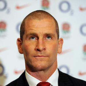 Stuart Lancaster (pictured) says Danny Care has earned a place in the England side
