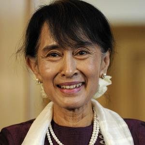 Ms Suu Kyi has described Britain as 'a friend and an ally'