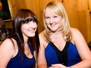 Paula Finlay and Lynsey Brown in the Little Wing, Bangor