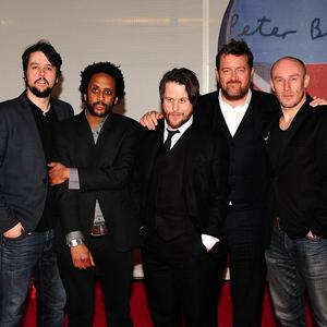 Elbow have been making their sixth album