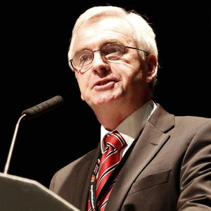 Labour MP John McDonnell has hit out at proposals over union ballots