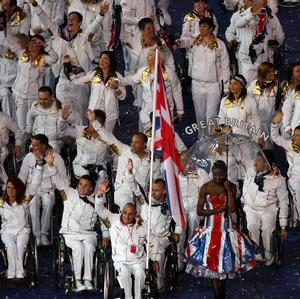 Rumours that Paralympians covered the Atol sponsor logo at the opening ceremony were denied by Locog