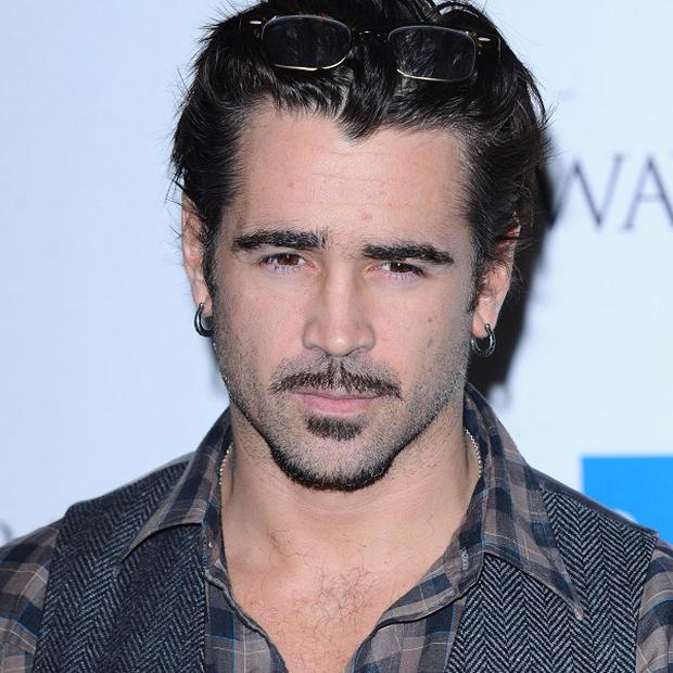 Colin Farrell has joined the film Seven Psychopaths