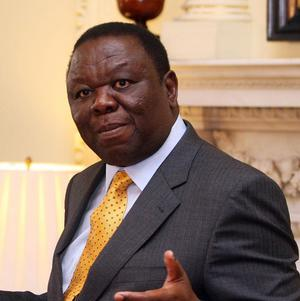 Zimbabwean prime minister Morgan Tsvangirai has been branded a security risk by a top military officer in his country