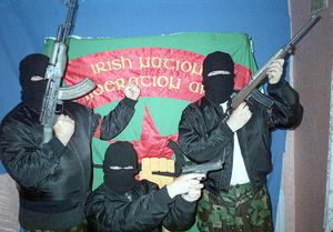 INLA show of strength in West Belfast