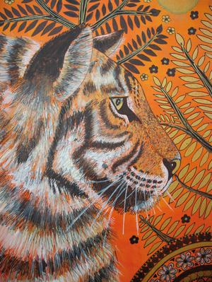 Indian Majesty is just one of the striking images produced by Marilyn Stranford