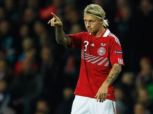 <b>Simon Kjaer (Denmark)</b><br/> Pitted against Holland, Germany and Portugal, Denmark are the outside bets to advance from Group B, but in Simon Kjaer they possess a prodigious defensive talent. At the age of 21 Kjaer was one of the hottest properties in Europe, reportedly attracting interest from the likes of Manchester United, Manchester City, Tottenham and Juventus. But his career has gone sideways since and after two disappointing seasons, at Wolfsburg and Roma, he is a player looking to recover his reputation. Euro 2012 may just be the platform the young Dane needs to reignite his ailing career.