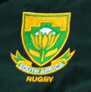 South Africa badge