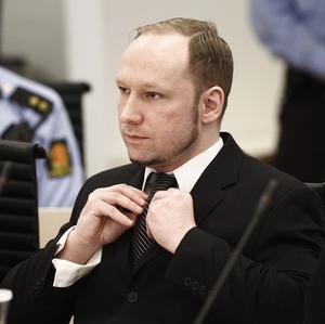 Anders Breivik said he prepared for a firefight with police by playing video games (Scanpix Norway)