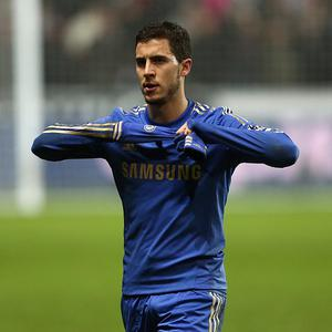 Eden Hazard is facing at least a three-match ban
