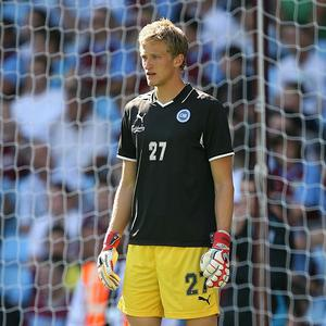 Anders Lindegaard could be set for a move to Manchester United