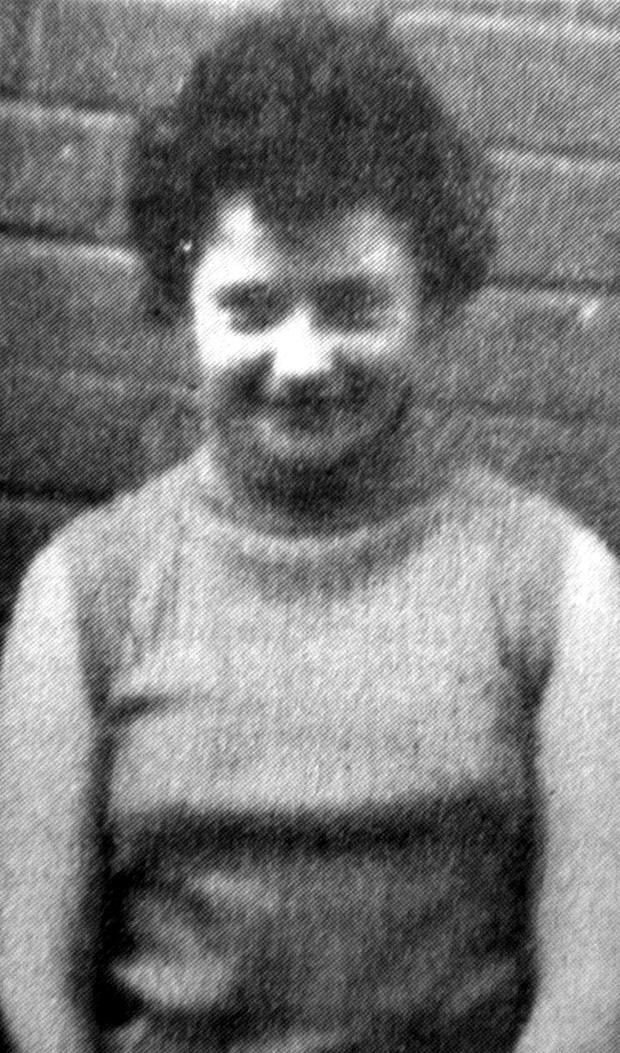 Kathleen Feeney, 14,  who was shot dead by an IRA gunman in Londonderry in a failed ambush on British troops. November 1973