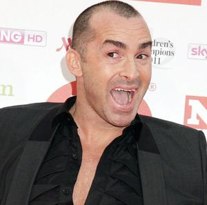 Louie Spence said he is looking forward to being a judge on Dancing On Ice