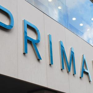 A boy was injured in a fall from an escalator at a Primark store in Nottingham
