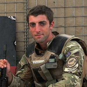 Lieutenant Neal Turkington was killed by a 'rogue' Afghan soldier in Helmand Province (MoD/PA)