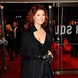 Susan Sarandon has a small role in Cloud Atlas