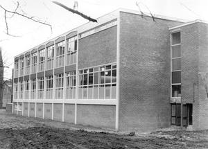 New Science block at Methodist College Belfast which is to be opened by Lord Erskine, Governore of Northern Ireland, 1966.