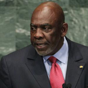Mali's Prime Minister Cheick Modibo Diarra announced he and his entire government were resigning (AP)