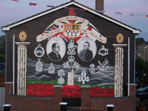 The new mural in Sydenham is the result of a big community push