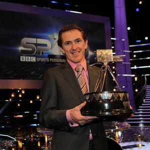 Winner of Sports Personality of the Year 2010, Tony McCoy