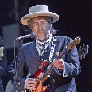 Bob Dylan performed at the London Feis Festival