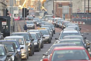 Heavy traffic is exspected in Belfast City centre due to a road collapes on Cromac Street on satyrday that may take a week to repair