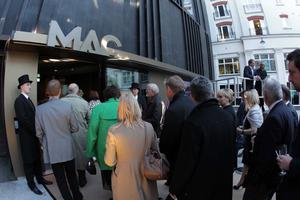 The MAC houses three art galleries, two theatres, a dance studio, café/bar and many other facilities