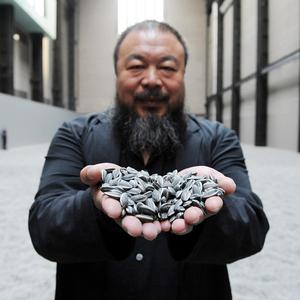 Chinese artist Ai Weiwei was last seen in police custody at Beijing airport