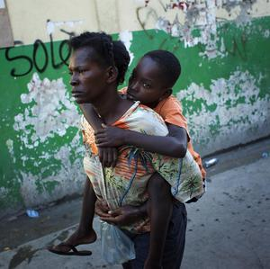 Cholera has spread to the main prison in Haiti's capital Port au Prince