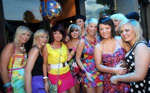 Belfast Telegraph NITELIFE GALLERY - out enjoying an 18th birthday party in Mint in Cookstown