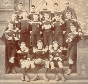Campbell College Rugby 1st XV 1896-97