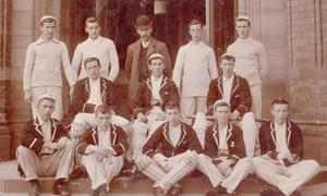 Campbell  College cricket 1st XI 1899